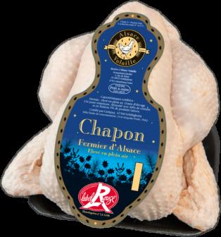 Chapon Fermier Label Rouge