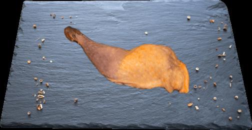 Guinea fowl leg