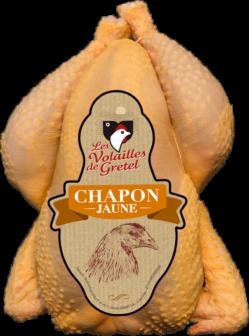 Whole Corn-fed Capon