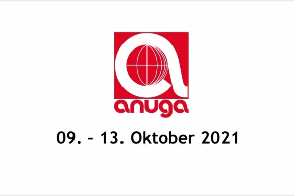 Salon Anuga du 9 au 13 octobre 2021